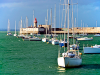 Dun Laoghaire Ferry Port